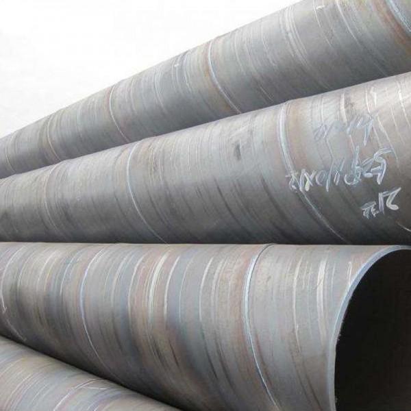 湖南螺旋鋼管廠家直供,輸水用螺旋管,可防腐涂塑處理