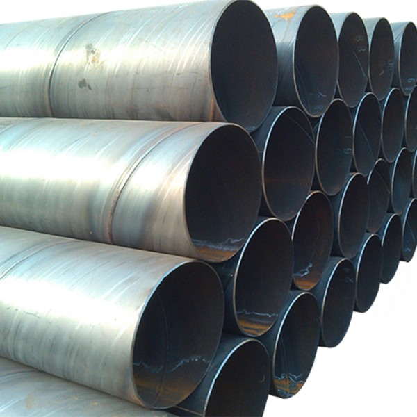 排水打樁用螺旋管,可防腐涂塑加工