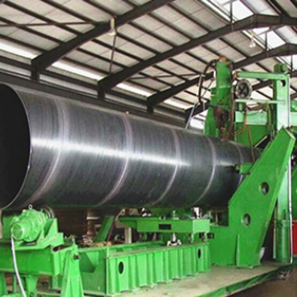 長沙螺旋鋼管廠家直供,污水處理用螺旋管