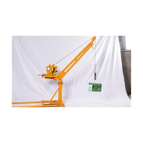小型室內吊機廠家銷售-工地專業吊磚機銷售