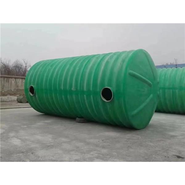 玻璃钢化粪池供应厂家 玻璃钢化粪池批发采购
