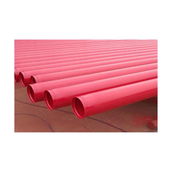 内外涂塑钢管产品特性