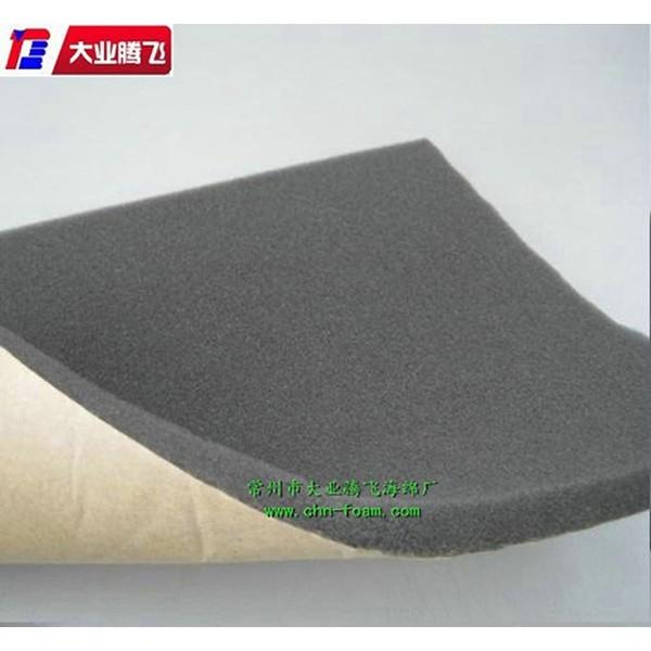 防护面罩复胶海绵白色复胶泡棉2mm厚复胶泡棉