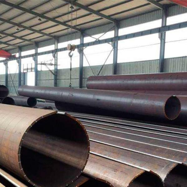 湖南岳陽大口徑直縫管廠家直供 輸水用直縫鋼管