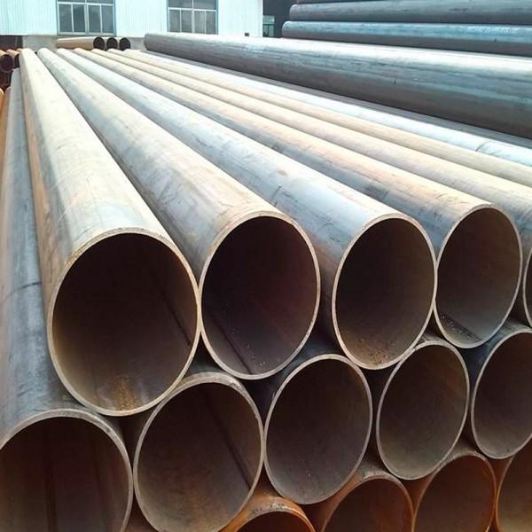 湖南永州大口徑直縫管廠家直供 輸水用直縫鋼管