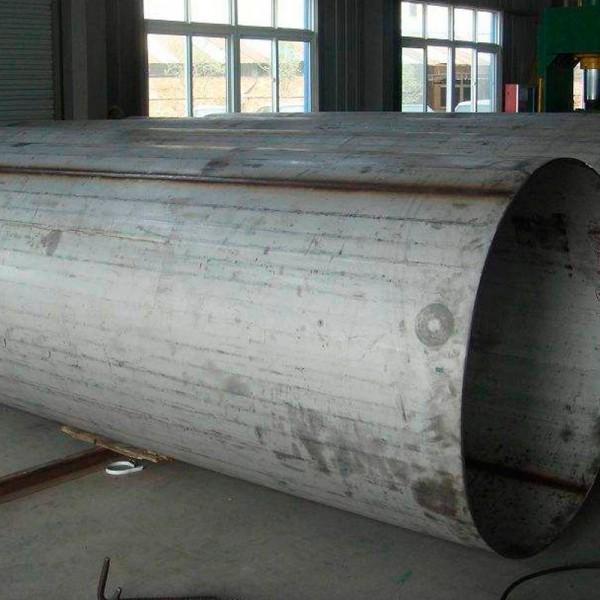 湖南郴州大口徑直縫管廠家直供 輸水用直縫鋼管