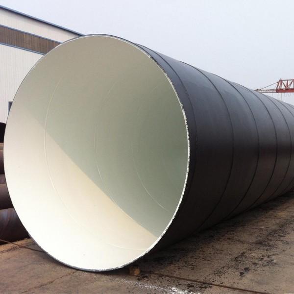 永州3pe防腐螺旋鋼管廠家 飲水用大口徑防腐鋼管 價格實惠