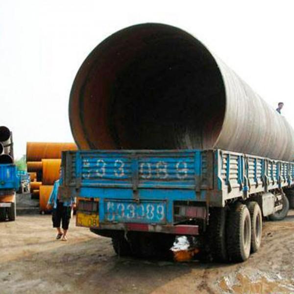 湖南張家界螺旋管廠家 Q235螺旋管價格 量大從優
