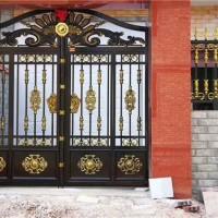 河南铁艺栏杆厂家价格 郑州交通锌钢护栏批发价格