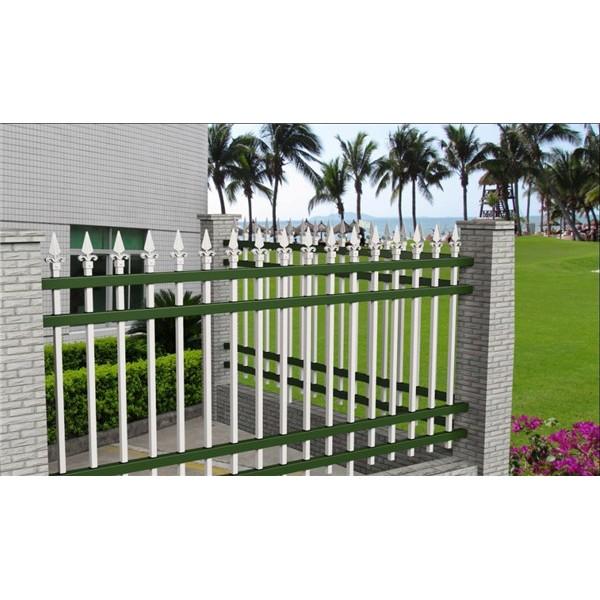 河南铁艺护栏制作多少钱 河南钢结构厂家价格