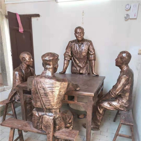 佛山人像雕塑生產廠家 佛山人像雕塑批發價格