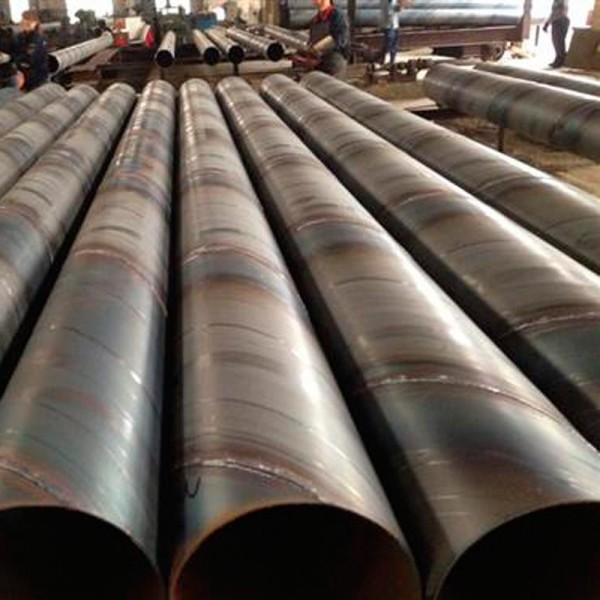 郴州钢管桩厂家 打桩用螺旋钢管