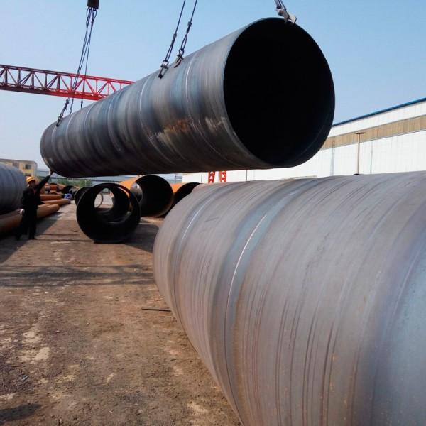 张家界钢管桩厂家 打桩用螺旋钢管