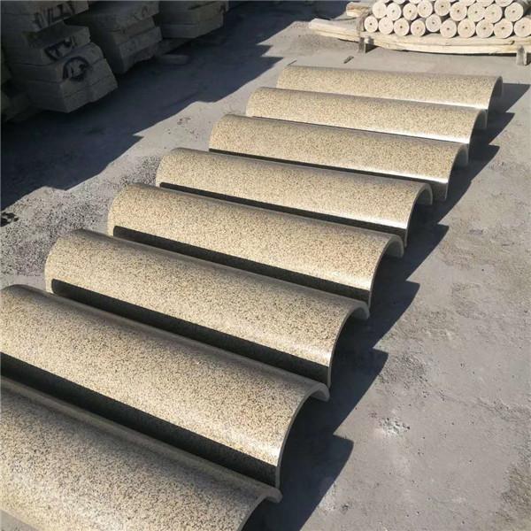花岗岩弧形板加工价格 花岗岩弧形板生产厂家