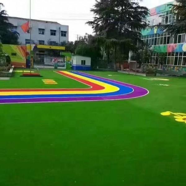 河北滄州肅寧仿真裝飾休閑人造草坪