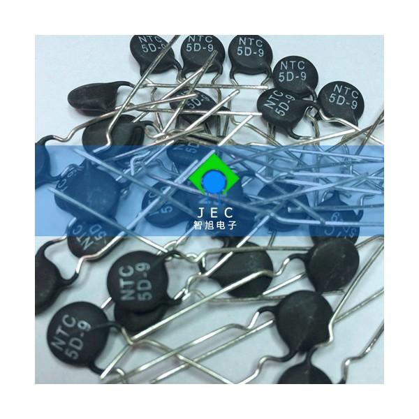 NTC熱敏電阻器測風速的原理