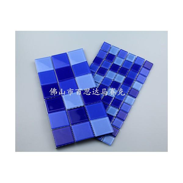 福建噴水池專用水晶玻璃馬賽克生產廠家價格