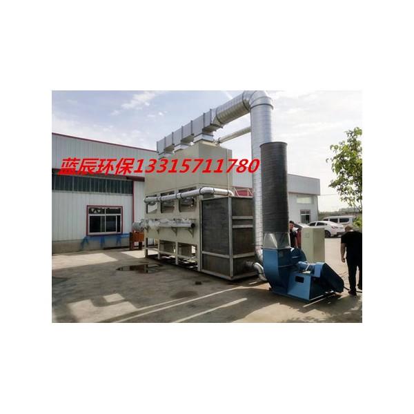 內蒙古活性炭吸附催化燃燒設備的運行成本及使用期限