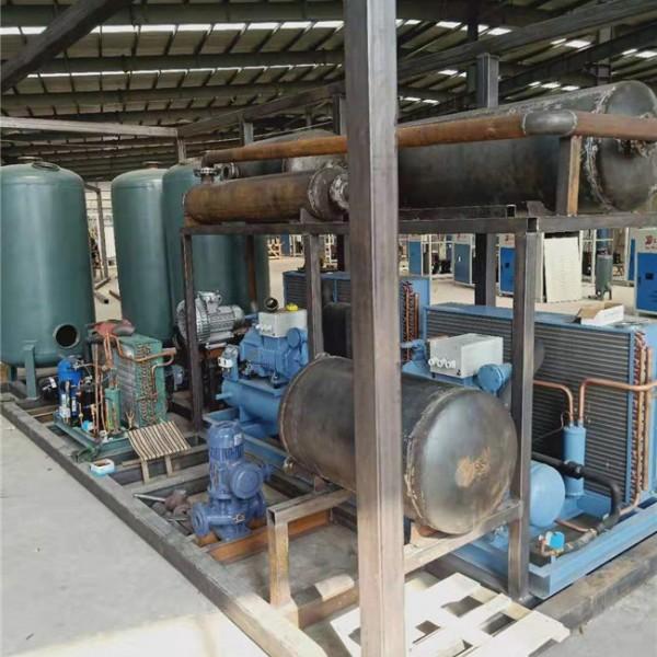 冷凝吸附法油氣回收設備生產廠家 冷凝吸附法油氣回收設備供應商