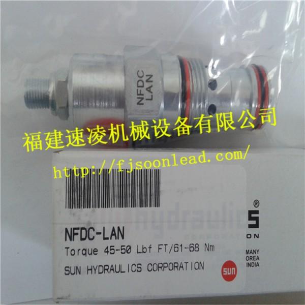 厂家直销美国SUN液压阀NFCC-LAN