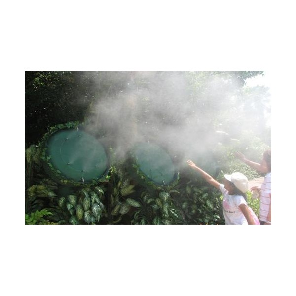 重慶自動噴霧器降塵攪拌站 眾策山水優質服務