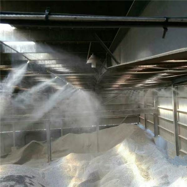 四川宜賓噴霧除塵礦山 眾策山水優質服務