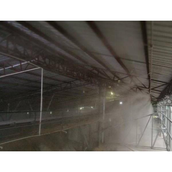 重慶自動噴霧器降塵水泥廠 眾策山水不二之選