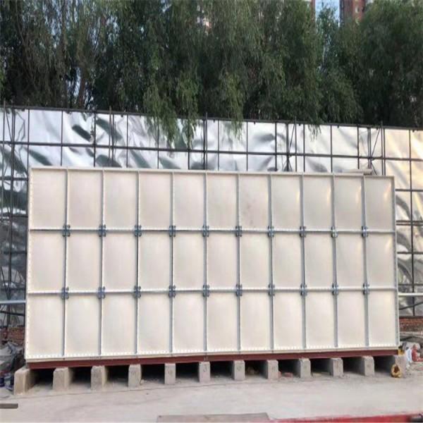 消防玻璃鋼水箱咨詢生產