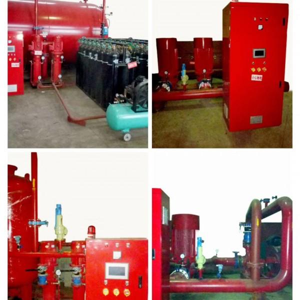 消防氣體頂壓給水設備之家