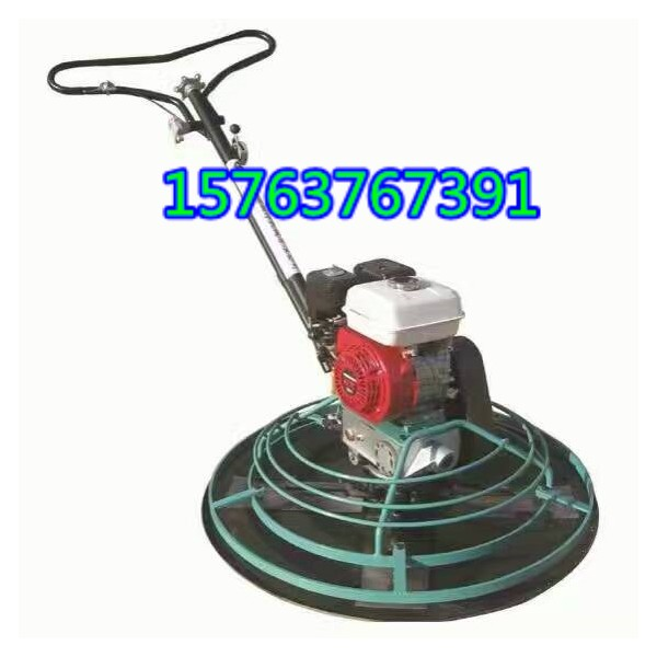 热销厂房混凝土抹光机 水泥电动抹子 大动力手扶式清光机