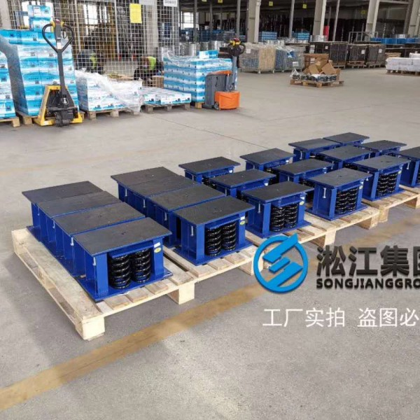 12500kv大型33吨变压器需要用弹簧减震器