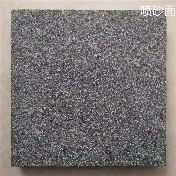 山西芝麻黑石材生产厂家 山西芝麻黑石材供应价格