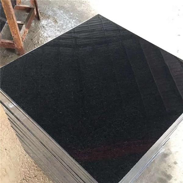 河北黑晶钻石材生产厂家 河北黑晶钻石材供应价格
