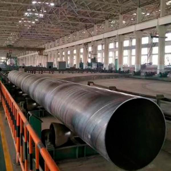 常德焊接钢管厂家 现货批发螺旋钢管