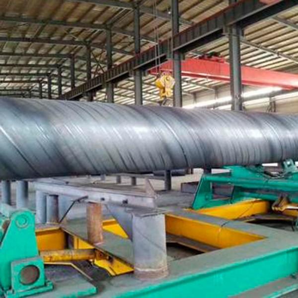 湖南娄底焊接钢管生产厂家 现货批发螺旋钢管