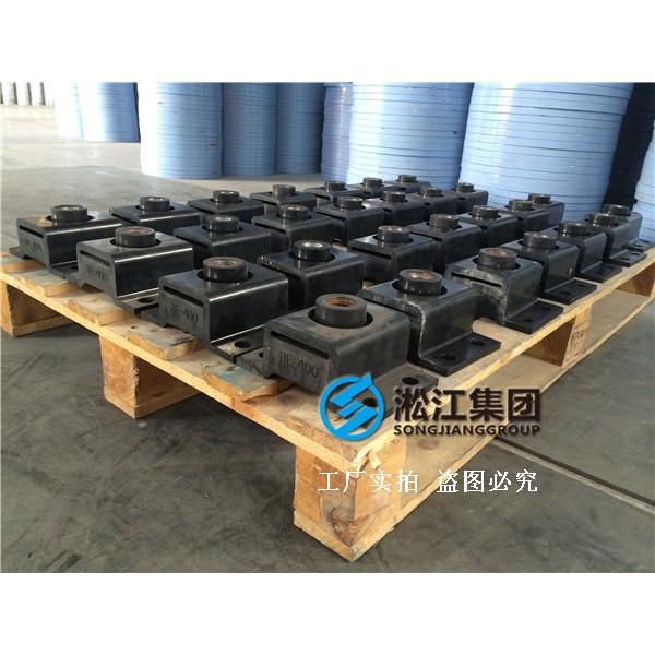 静压造型线液压系统使用安装BE型橡胶隔振器