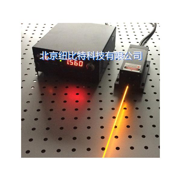 黄光激光器单色光