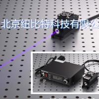 蓝紫光激光器单色光