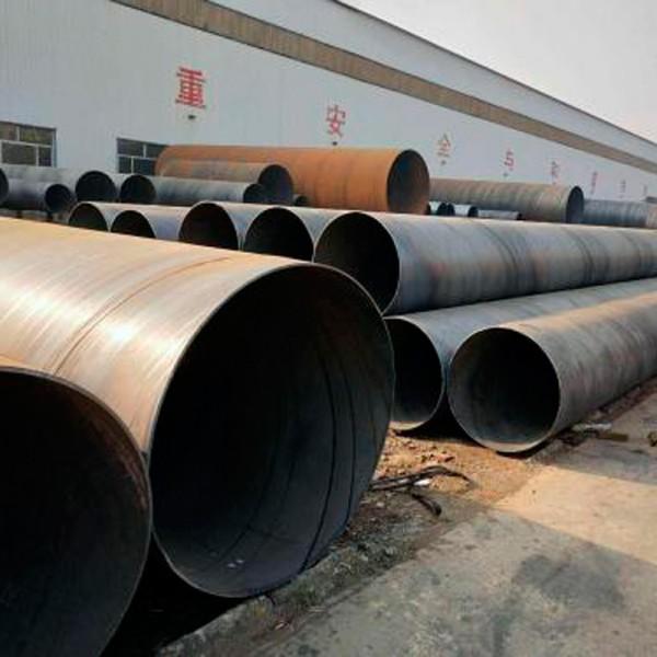 益阳螺旋焊接钢管厂家 排水用螺旋管