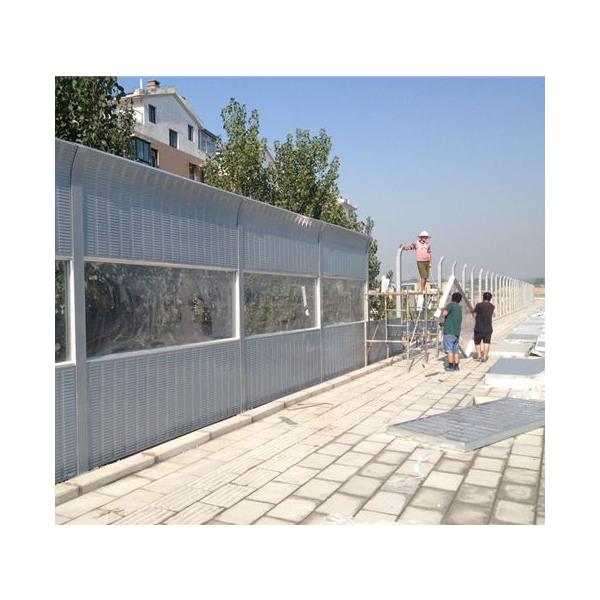 北京小区声屏障降噪产品多少钱一平米