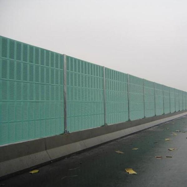 安平高速公路玻璃钢声屏障厂家提供安装技术指导