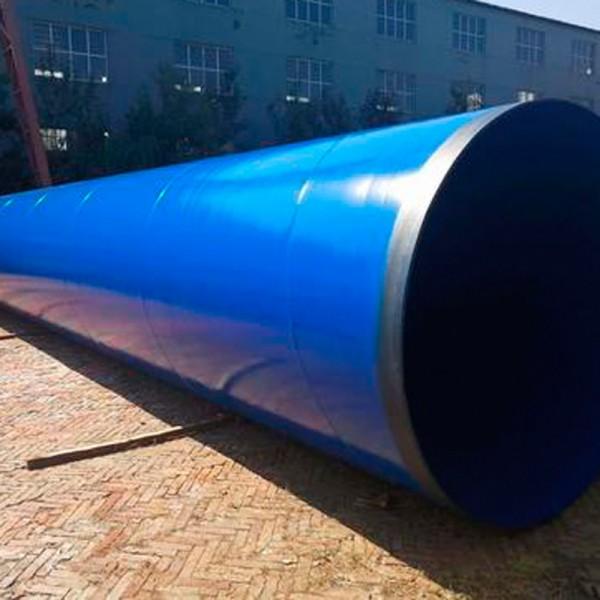 湘潭涂塑钢管厂家 排水用螺旋管 规格全