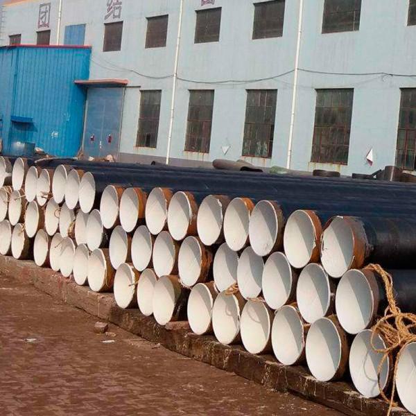 湖南常德涂塑钢管厂家 排水用螺旋管 规格全