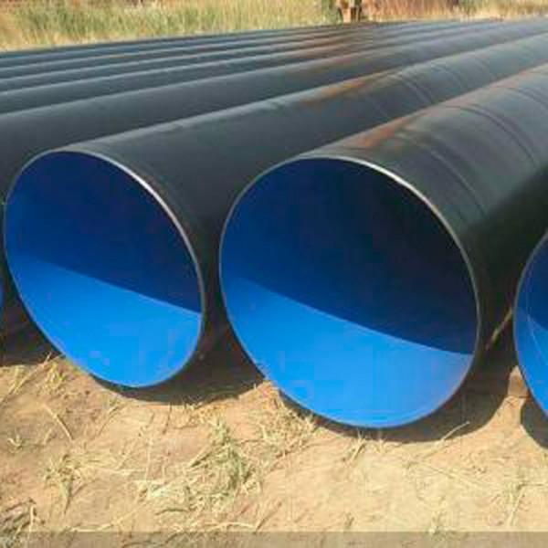 新余涂塑钢管厂家 排水用螺旋管 价格实惠
