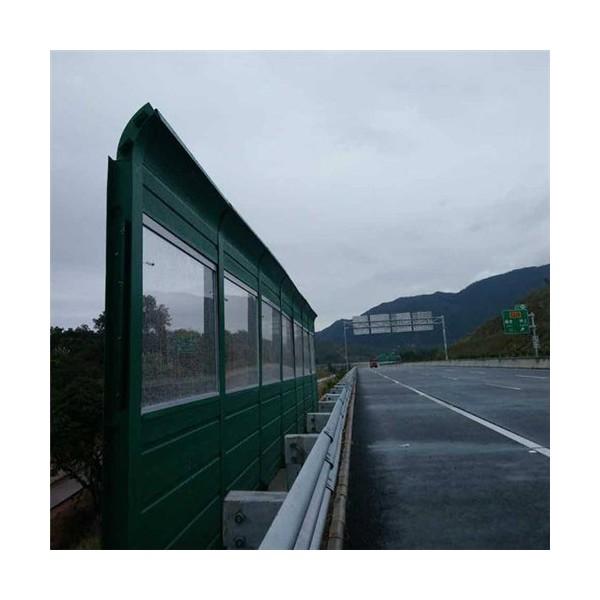 河北安平百叶窗式声屏障围挡厂家批发
