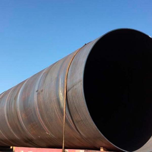 湖南环氧煤沥青防腐钢管厂家 输水用螺旋钢管