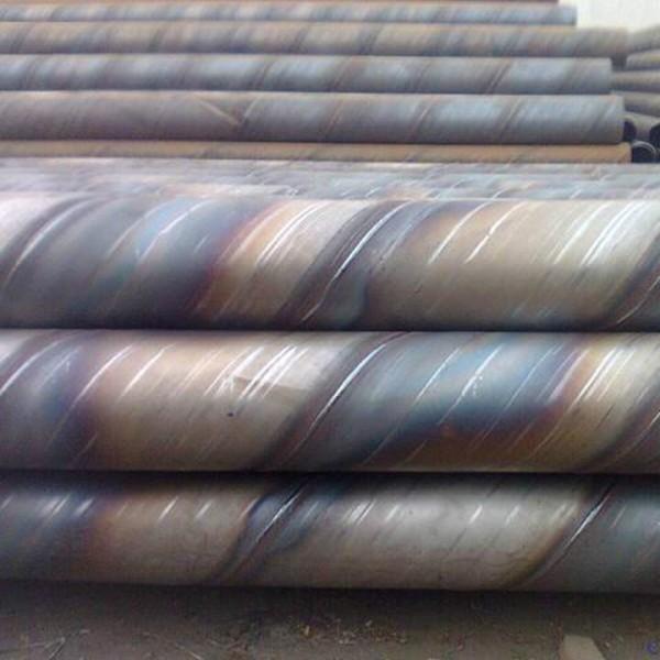 江西宜春环氧煤沥青防腐钢管厂家 输水用螺旋钢管