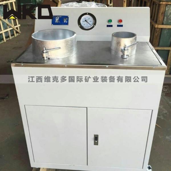 陕西直供盘式真空过滤机 DL-5C真空过滤机选矿脱水设备厂家