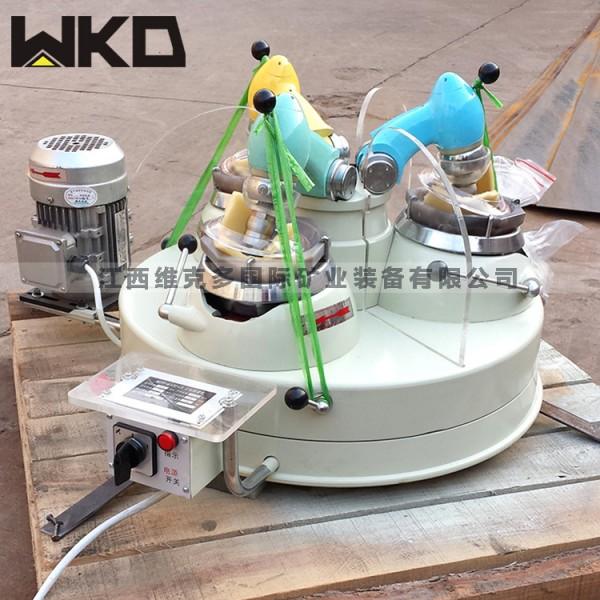三头研磨机价格 XPM120X3研磨机 细分析样品研磨机厂家