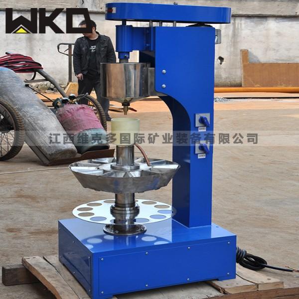 厂家供应湿式分样机 矿物选别湿式分样机设备 矿浆分离取样机